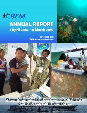 CRFM Annual Report 2014-2015